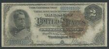 FR244 $2 1886 SILVER CERTIFICATE (VF) HW5829