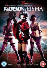 DVD:ROBO GEISHA - NEW Region 2 UK