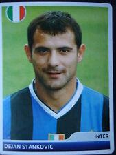 Panini 135 Dejan Stankovic Inter Mailand UEFA CL 2006/07