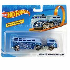 Hot Wheels 1:64 scale Track Stars - Custom Volkswagen Hauler Vehicle OH5SP CGJ45