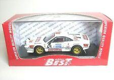 Ferrari 308 GTB Rally della Luna 1980 Best 1 43 Be9366 Modellino Auto Diecast