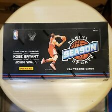 2010-11 Panini Season Update Basketball Factory Sealed Hobby box FREE SHIP!
