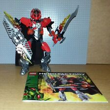 LEGO HERO FACTORY - 44000 - FURNO XL - GREAT CONDITION, RARE, INC INSTRUCTIONS