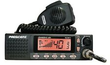 PRESIDENT ELECTRONICS JOHNSON II USA CB RADIO 12/24V