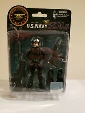 "US NAVY SEAL 3.75"" FIGURE GUNS ACCESSORIES 3 3/4"" Excite toy 21ST BBI GIJOE TOY"