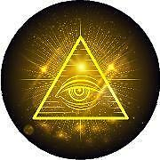 All Seeing Eye Vinyl Sticker Decal Cars Trucks Vans Walls Laptop