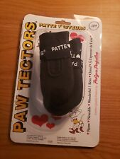 Pedigree Perfection Black Paw Tectors Shoes Size XS Paw Protectors
