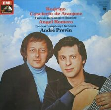 ANGEL ROMERO - LONDON SYMPHONY ORCHESTRA - ANDRE PREVIN -  LP - QUADRO