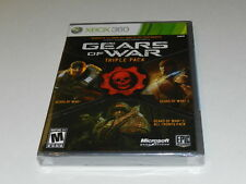 Gears of War Triple Pack Microsoft Xbox 360 Video Game New Sealed