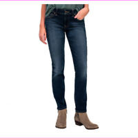 Lucky Brand Ladies' Lolita Skinny Denim Jean Rampart 4/27