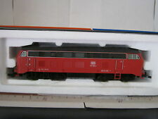 Roco HO 43600 Diesel Lok BtrNr 215 008-4 DB (RG/BQ/112-54S7F1)