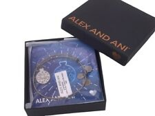 Alex And Ani Hello Winter Glitter Ornament EWB - Metallic Hazel NEW IN BOX