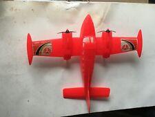 RARE Vintage Strombecker Red Plane