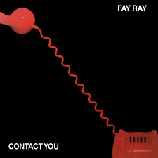 Fay Ray - Contact You. 1st Release on CD C/w 5 Bonus Tracks. Not a Bootleg
