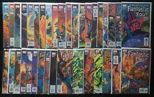 Fantastic Four #501-535 COMPLETE FULL RUN - Marvel Comics Waid Kesel Straczynski
