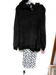Womens Pajama Top Sleep Shirt I/'m A Cuddler 143