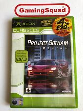 Project Gotham Racing (Classics) Microsoft Xbox, Supplied by Gaming Squad