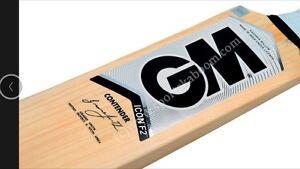 GM Icon Contender Kashmir Willow Cricket Bat (Indoor) AU Stock Free Ship
