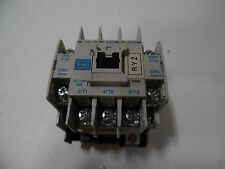 Mitsubishi Magnetic Contactor, S-N21, 240-440V 22A RY2
