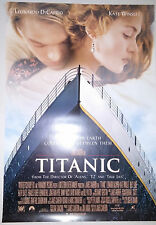 "Titanic (1997) reproduction movie poster (27""x38.75"") S/S"