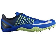 NIKE Zoom Celar 5 Track Field Running Shoes Spikes Hyper Cobalt Blue Green 11.5
