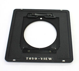 Toyo No.1051 ALVM Linhof Board Adapter for toyo View & toyo Field 810M 810MII