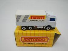 Matchbox Volvo Tilt Truck Firelli MB49 (1)