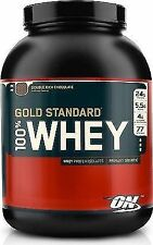Optimum Nutrition on Gold Standard 5lb 100 Whey Protein Casein Chocolate 908g Choc MINT