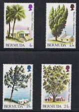 Bermuda 1973 Rimboscamento 286-89  Mnh