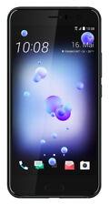 HTC  U U11 Dual SIM - 64GB - Brilliant Black (Ohne Simlock) Smartphone
