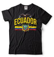 Ecuador T-shirt Ecuador heritage mens shirt Heritage Shirt Mens clothing Tee
