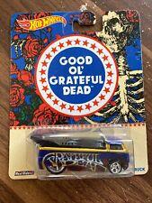 2014 Hot Wheels Pop Culture - Grateful Dead - Volkswagen Drag Truck FREE SHIP