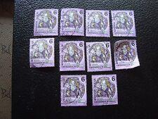 AUTRICHE - timbre yvert et tellier n° 1937 x10 obl (A01) stamp austria