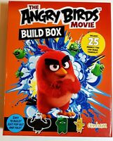 Angry Birds Build Box 25 Model Activity Book Boys Girls Toys 3 4 5 6 7 8+ Years