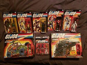 GI Joe RETRO Classified Cobra H.I.S.S, AWE Striker Walmart Exclusive SEALED NEW