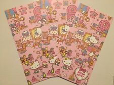 HELLO KITTY Large Japan / Chinese New Year Red Packet / Envelopes (4pk)