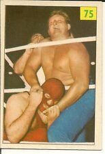 1955/56 Parkhurst #75 Yukon Eric Wrestling Card
