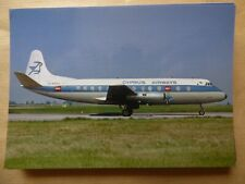 CYPRUS AIRWAYS   VISCOUNT 806    G-AOYJ   /     collection vilain N° 933