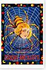 La Femme Araignee Spider Woman 1920's French Cirque Ancillotti Freak Show Poster