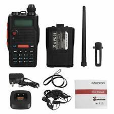 Digital Police Scanner| UHF/VHF/FM | Digital Display | +2-Way Radio |