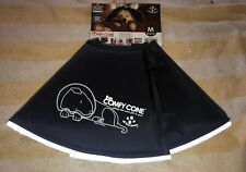 New The Comfy Cone Original Soft Pet Recovery Collar Removable Stays Sz Medium