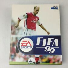 FIFA 99 Big Box PC Game on CD-ROM, with box and manuals