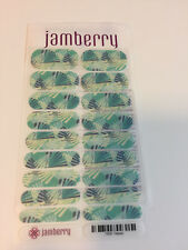 Jamberry Nail Wraps ~ Nassau ~ Full Sheet (Retired)