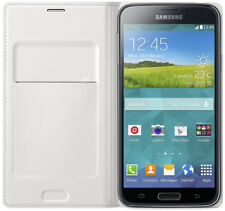 Samsung custodia Flip Wallet Galaxy S5white 8806086103381