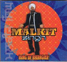 MALKIT singh - king of bhangra CD