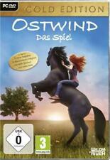 Ostwind - Das Spiel - PC DVD Rom - Gold Edition - Neu Ovp