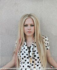 Abbey Dawn by Avril Lavigne polka dot shirt XL