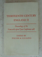 Thirteenth Century England II Coss LLoyd Medieval Social Political History H/B