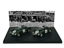 JAGUAR C TYPE LE MANS WINNER 1951/1953 BRUMM SCALA 1/43 AS30 BRUMM AUTOSTORY
