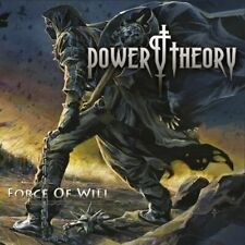 POWER THEORY - Force Of Will (NEW*US POWER METAL*JAG PANZER*METAL CHURCH)